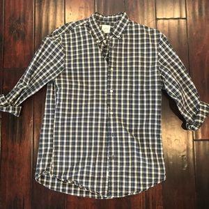 Lands' End canvas button down shirt (S)
